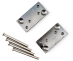 Replacement Pins and Punch Plate for Kawneer Centerglaze Storefront 1/4""