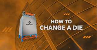 How to change the die step by step